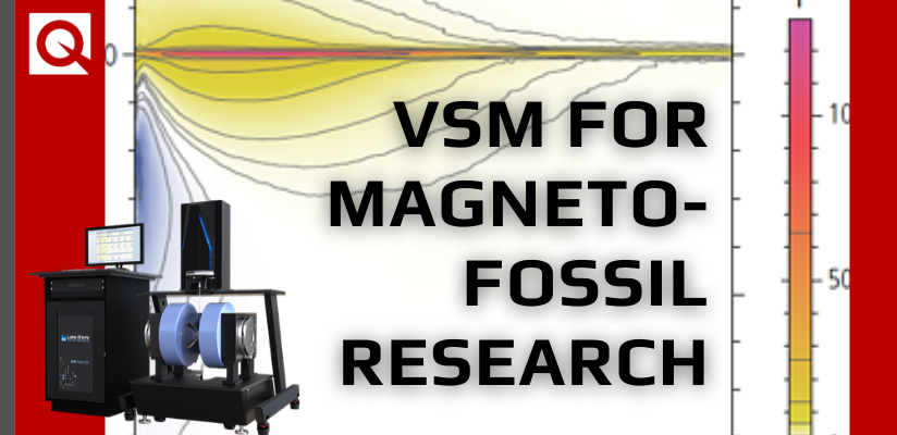 New paper references the use of 8600 Series VSM for magnetofossil research