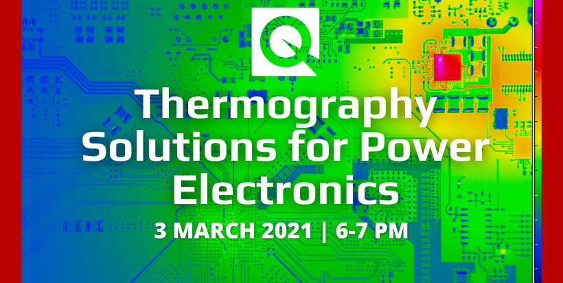 Webinar - Infratec Thermography Solutions for Power Electronics