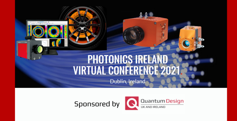 Photonics Ireland Virtual Conference 2021