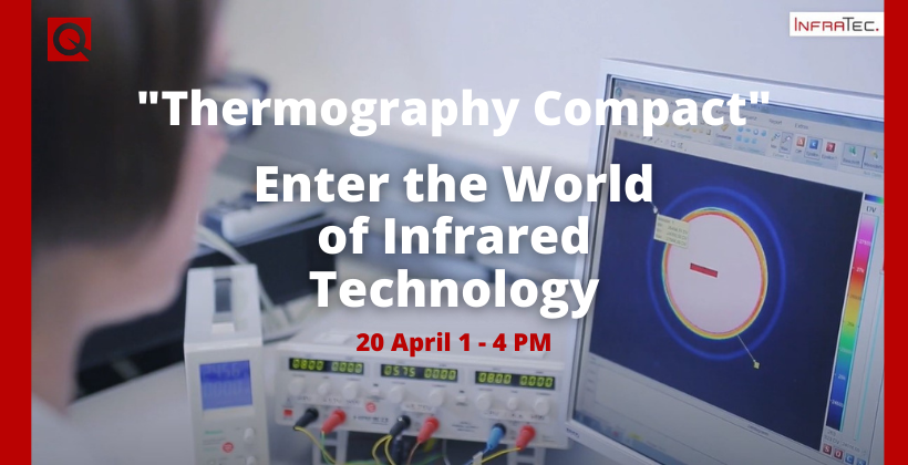 Thermography Compact – Enter the World of Infrared Technology