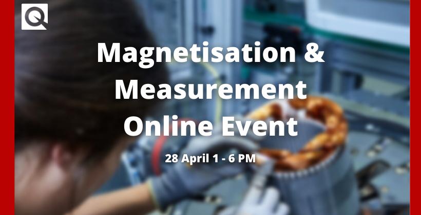 Magnetisation & Measurement Event