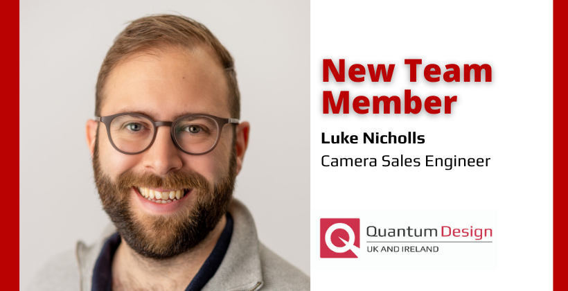 New Addition to the QDUKI Team: Luke Nicholls