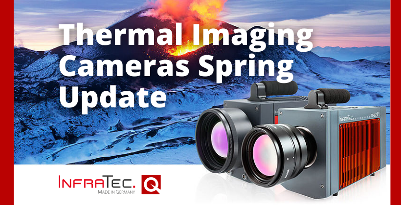 Thermal Imaging Cameras Update