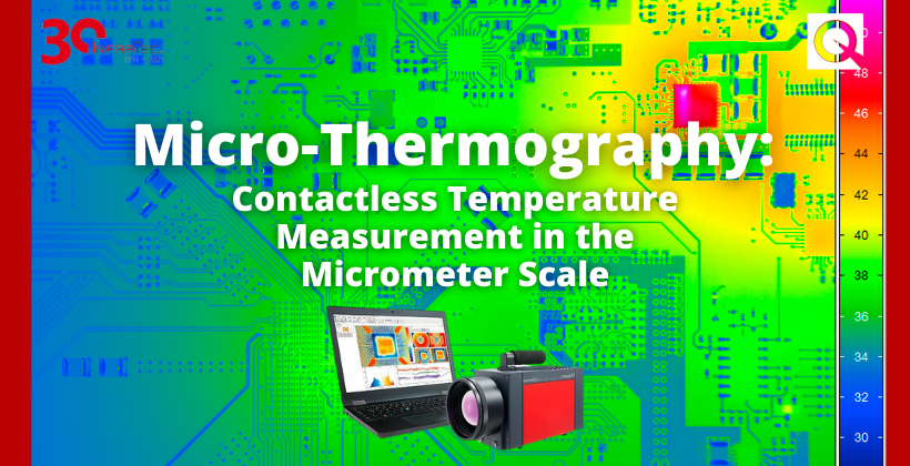 Micro-Thermography: Contactless Temperature Measurement in the Micrometer Scale 🗓