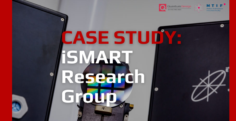 Case Study: iSMART Research Group and Woollam IR-Vase II