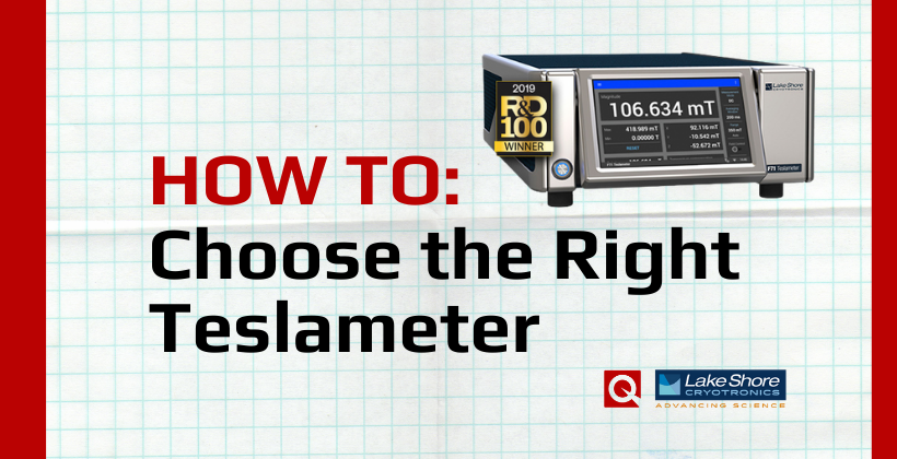 How to Choose the Right Teslameter