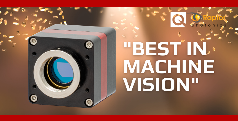 Prestigious Innovation Award for NEW Owl 640T Camera