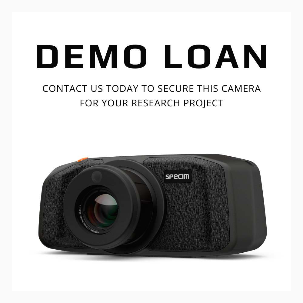 Book Your Demo Loan of the Specim IQ