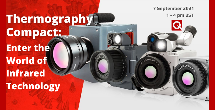 Thermography Compact – Enter the World of Infrared Technology 🗓