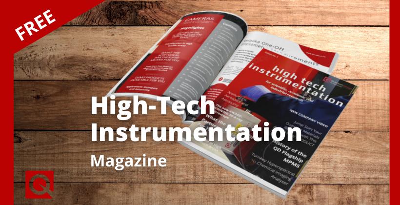 High Tech Instrumentation Magazine