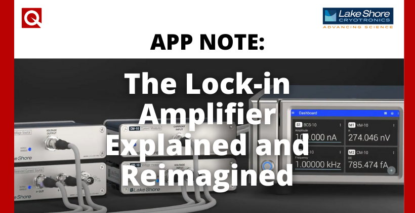The Lock-in Amplifier Explained and Reimagined